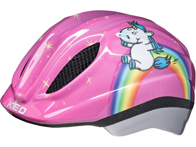 KED Meggy Originals Cykelhjälm Barn pink - till fenomenalt pris på ... b88c136c36fa9